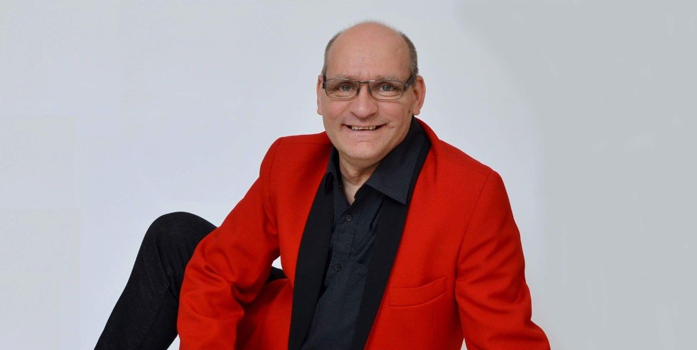 Zanger Hans Leeman - Entertainer en presentator